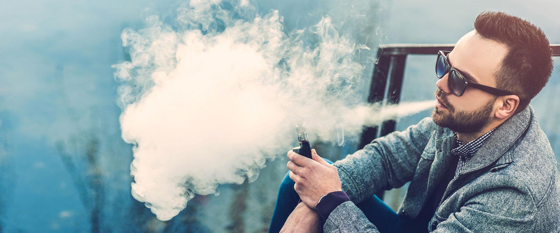Vapotage et cigarette électronique